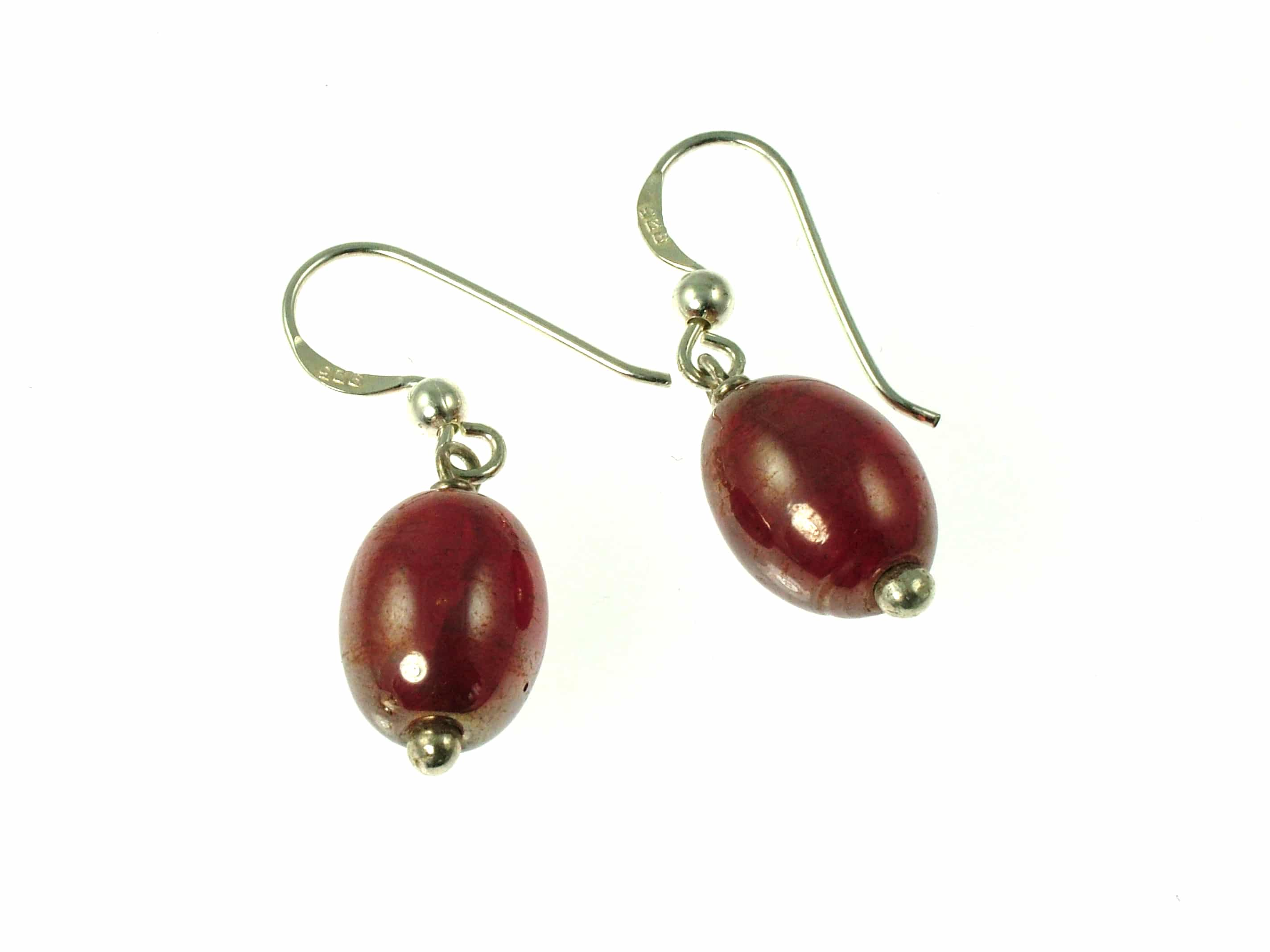 Missy K - Maltese Mdina Glass Drop Earrings